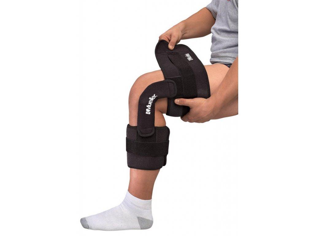 MUELLER MuellerHinge™, ortéza na koleno