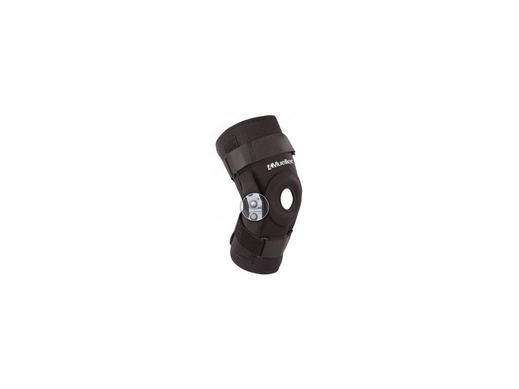 MUELLER PRO-LEVEL™ Hinged Knee Brace Deluxe, ortéza na koleno