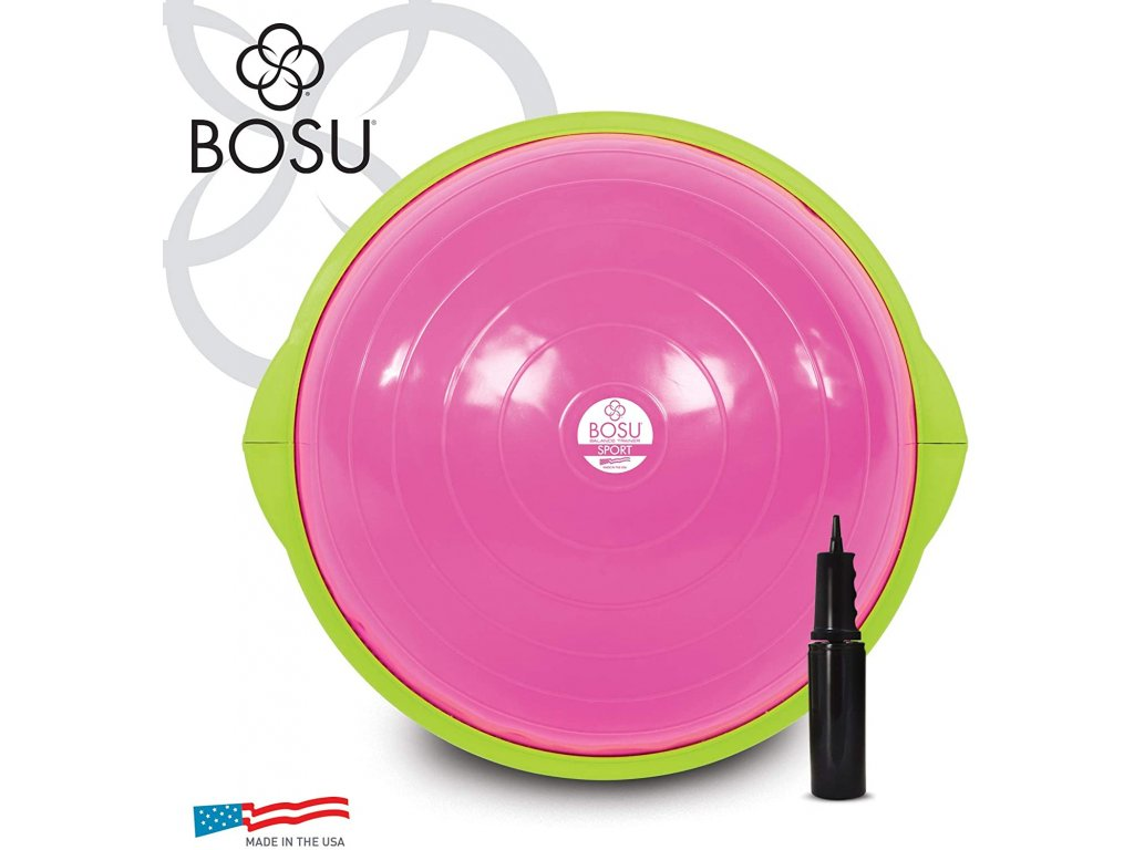 BOSU Sport Pink welleaCZ