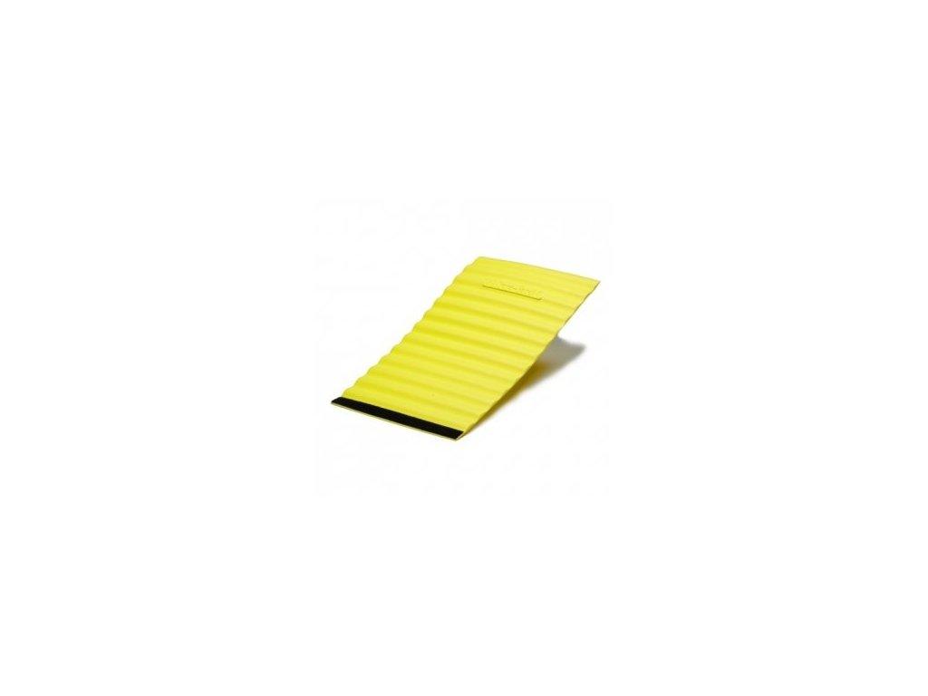 THERA-BAND Wrap, obal na masážní válec, žlutý, nejměkčí