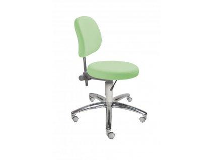 Lékařská židle s nastavitelnou opěrkou 1255