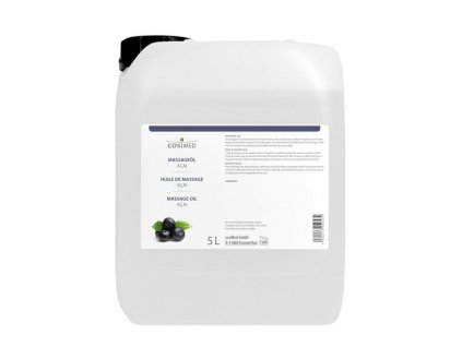 cosiMed masážni olej Acai - 5000 ml