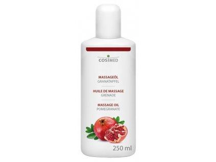 cosiMed masážní olej Granátové jablko - 250 ml