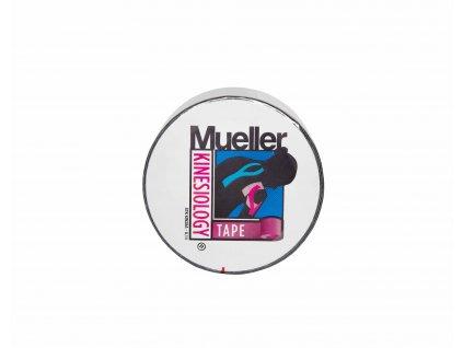 Mueller Kinesiology Tape, černá tejpovací páska, 5 cm x 5 m