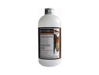 Botanico čokoládový masážní olej - 500 ml