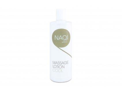 NAQI masážní emulze chladivá 500ml