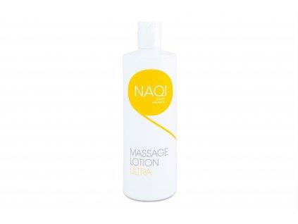 NAQI masážní emulze Ultra 500ml