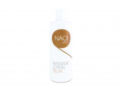 NAQI masážní emulze Relax 500ml