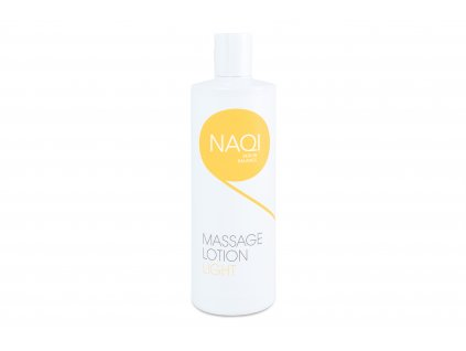 NAQI masážní emulze Light 500ml
