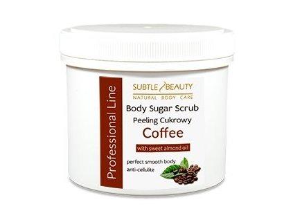 Cukrový peeling Káva, 900g