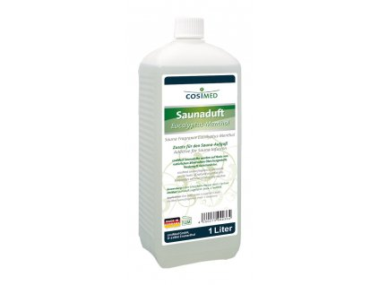 cosiMed esence do sauny Eukalyptus a Mentol - 1000 ml