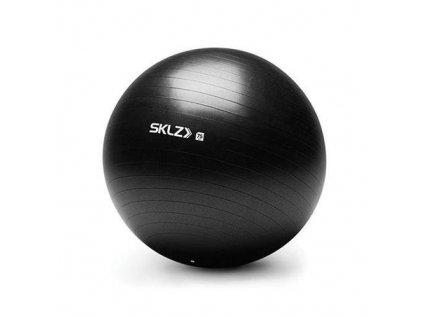 SKLZ STABILITY BALL, gymnastický míč 75cm, černý
