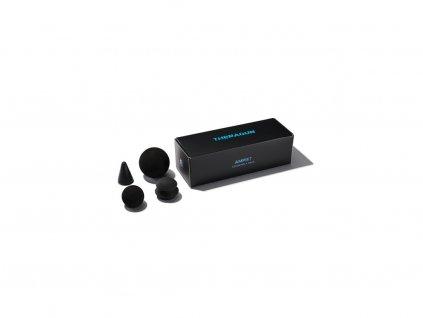 TheraGun AmpBit Assorted 4 Pack For G2PRO, Masážní nástavce pro G2PRO 4Ks v balení