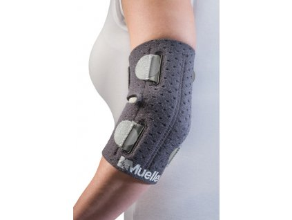 6217 MUELLER Adjust to fit elbow support ortéza na loket welleaCZ
