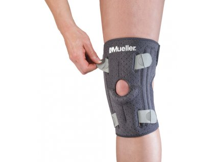 6937 MUELLER Adjust to fit knee strabilizer ortéza na koleno welleaCZ