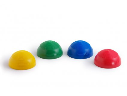 Ledragomma HalfBall balanční polokoule, různé barvy