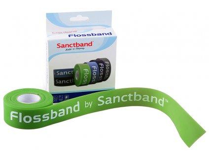 SanctBand Flossband kompresní guma 2,5cmx2m slabá