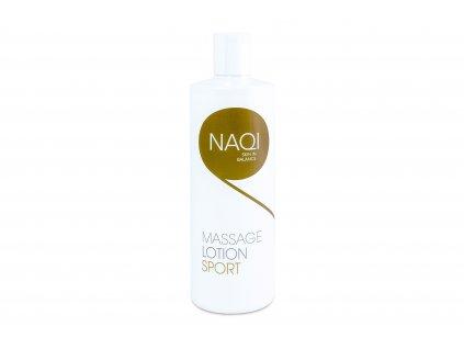 NAQI masážní emulze sportovní 500ml