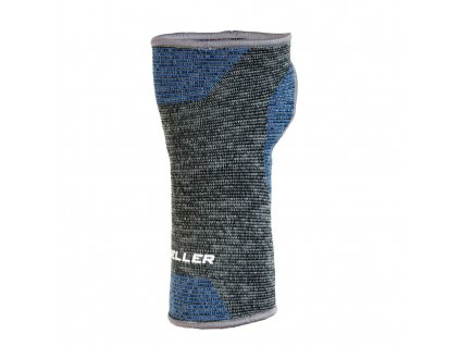 Mueller 4-Way Stretch Premium Knit Wrist Support, bandáž na zápěstí
