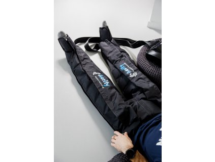 Aerify Recovery Pants - kompresní lymfodrenážní kalhoty vysoké