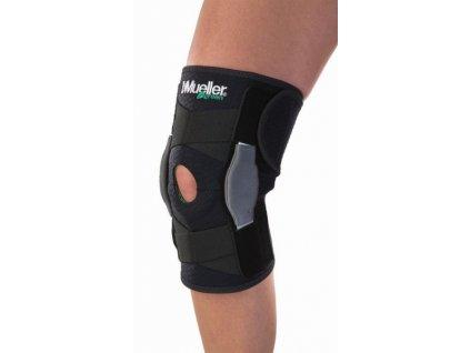 Mueller® Green, Adjustable Hinged Knee Brace, ortéza na koleno, uni