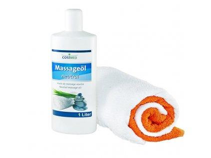 cosiMed masážní olej Neutral - 1000 ml