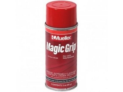MUELLER Magic Grip, přilnavý sprej, 85g