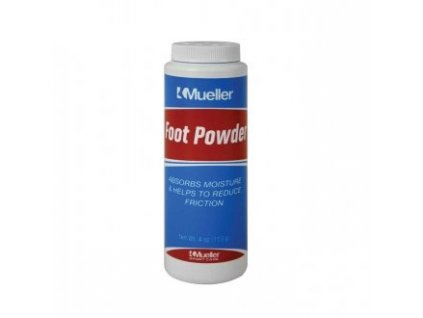 MUELLER Foot Powder, zásyp na nohy