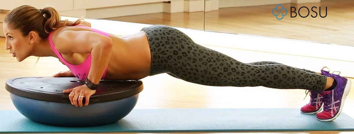 BOSU - Total body workout