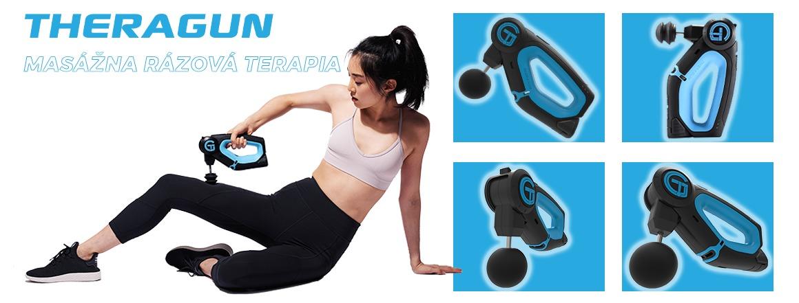 TheraGun G2PRO - revolučný prenosný prístroj pre rázovú terapiu!