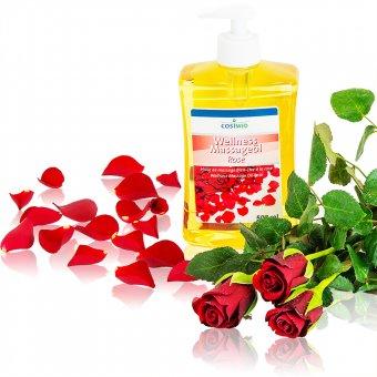 Masážne oleje Wellness