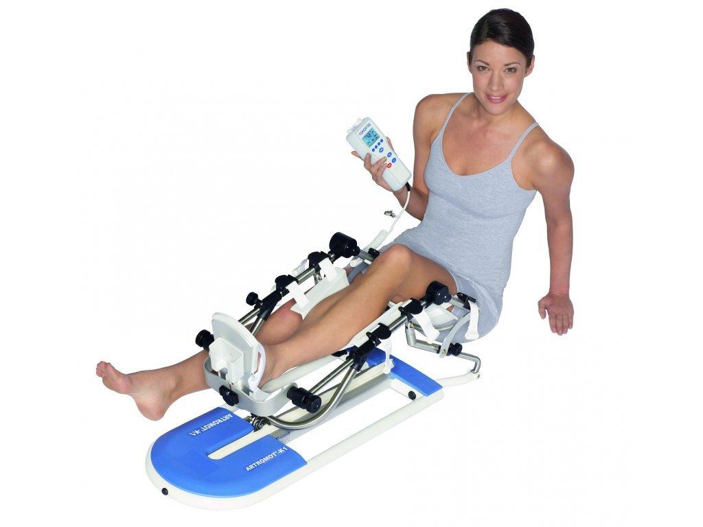 ARTROMOT® K1 Komfort, kolenná motodláha