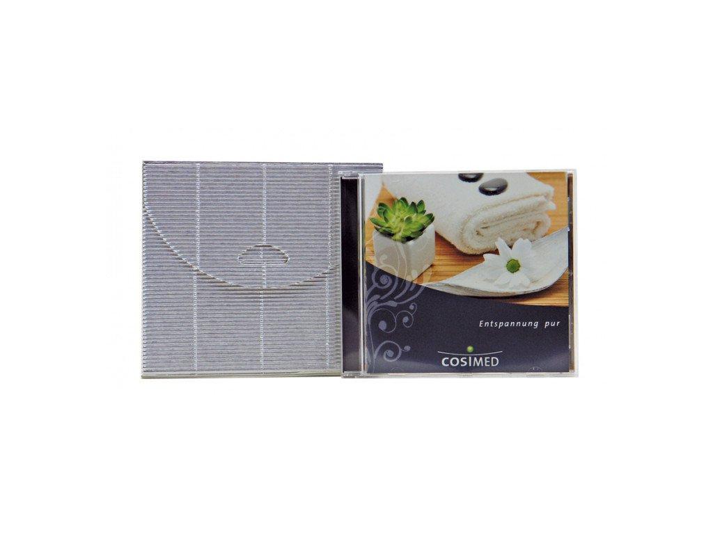 CD s relaxačnou a meditačnou hudbou