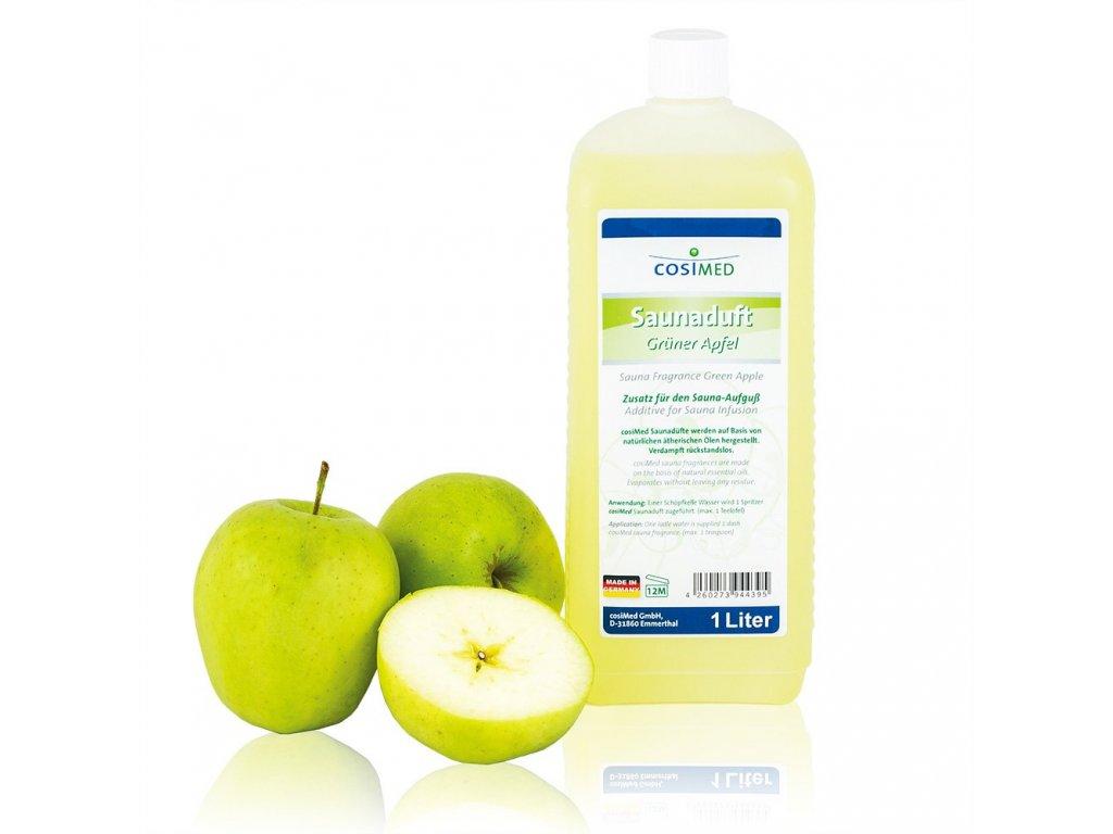 cosiMed esencia do sauny Zelené jablko - 1000 ml
