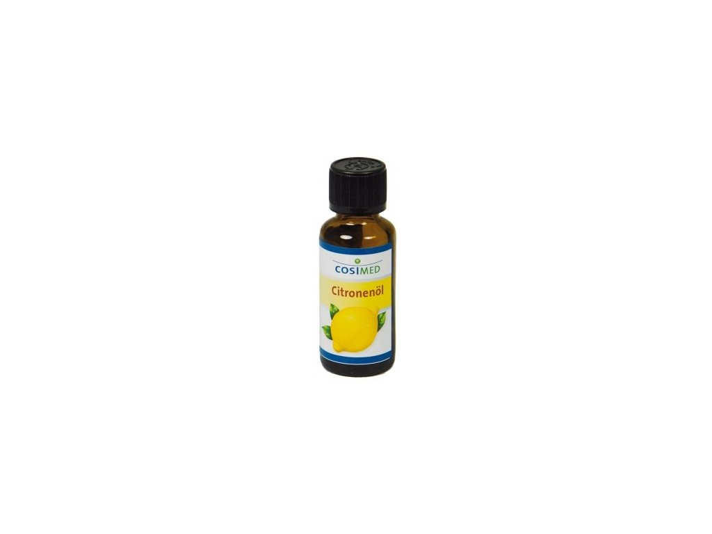cosiMed esenciálny olej Citrón - 30 ml