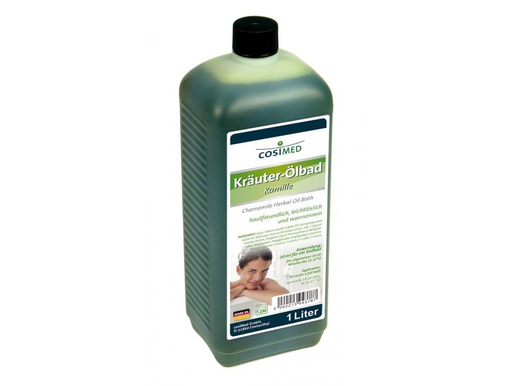 cosiMed kúpeľový olej Harmanček - 1000 ml