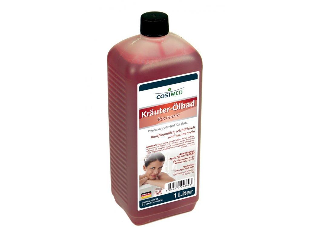 cosiMed kúpeľový olej Rozmarín - 1000 ml