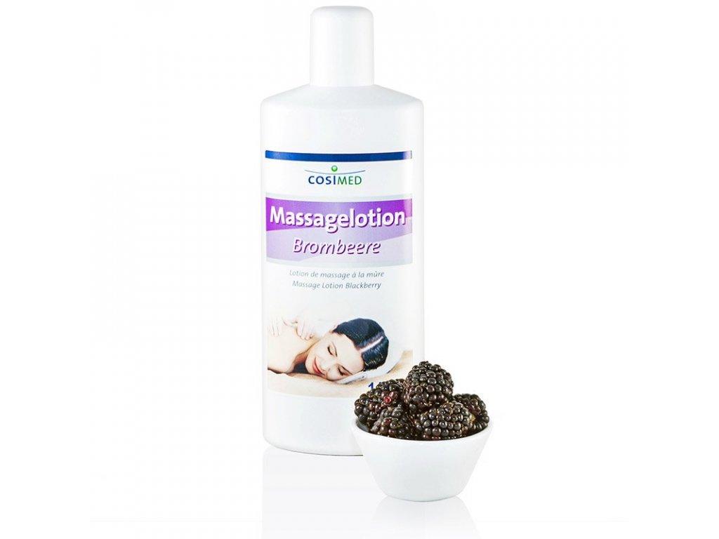 cosiMed masážna emulzia Ostružina - 1000 ml