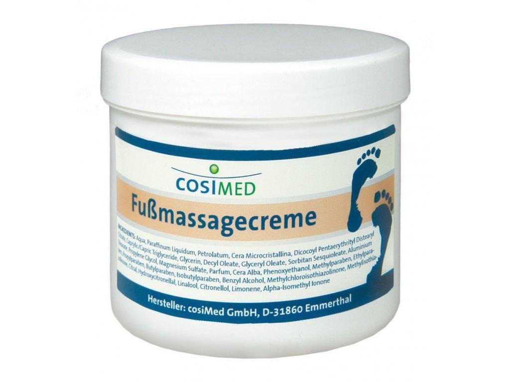 cosiMed masážny krém na nohy - 500 ml