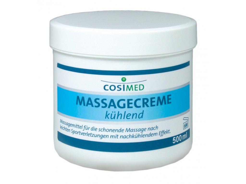 cosiMed masážny krém proti bolesti - 500 ml