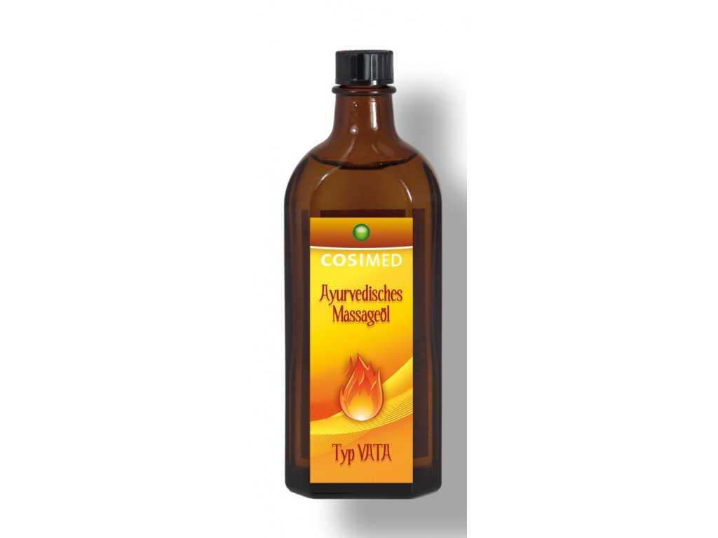 cosiMed masážny olej Ayurveda Vata - 250 ml