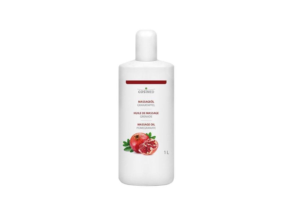 cosiMed masážny olej Granátové jablko - 1000 ml