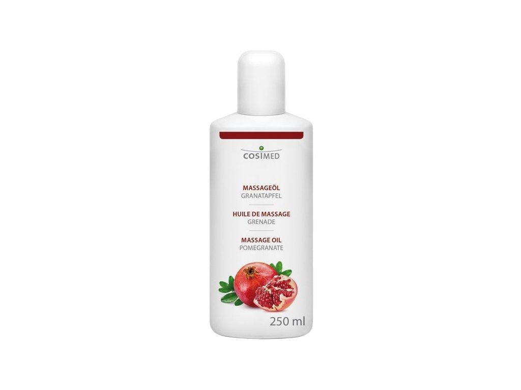 cosiMed masážny olej Granátové jablko - 250 ml