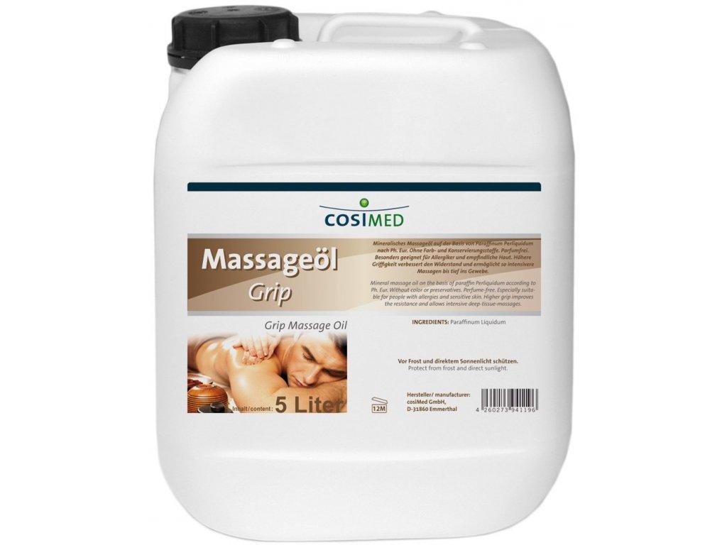 cosiMed masážny olej Grip - 5000 ml
