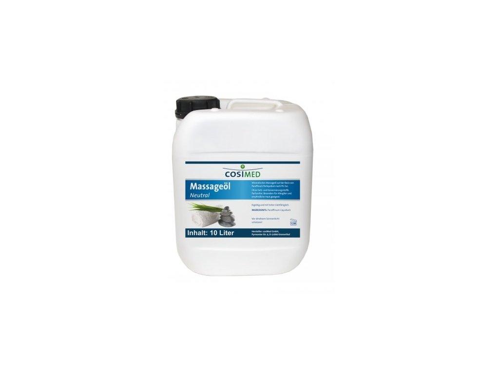 cosiMed masážny olej Neutral - 10 l