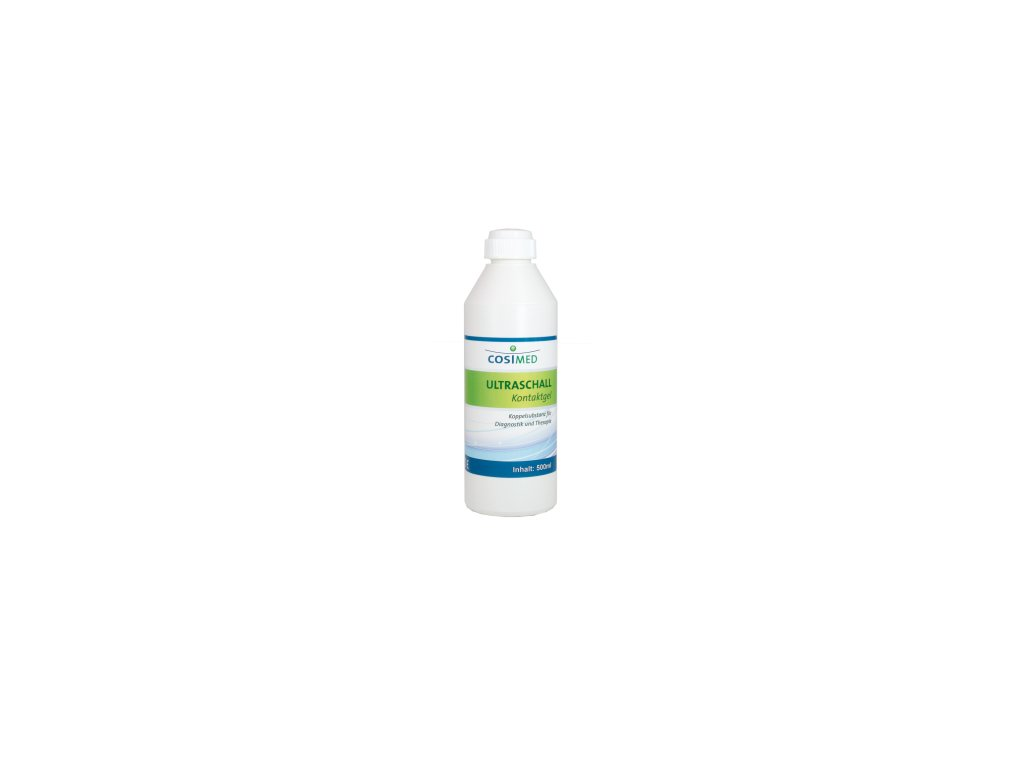 cosiMed ultrazvukový gél - 500 ml