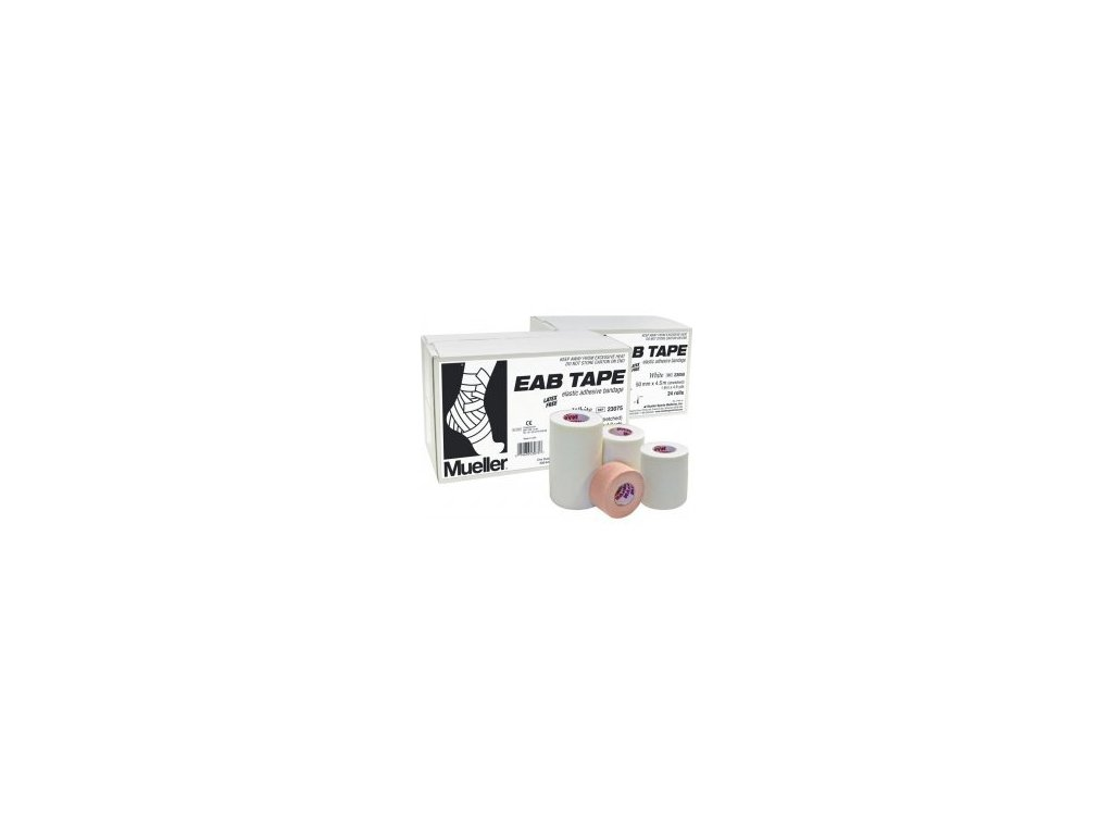 MUELLER EAB Tape, tejpovacia páska, 7,5cm x 4,5m