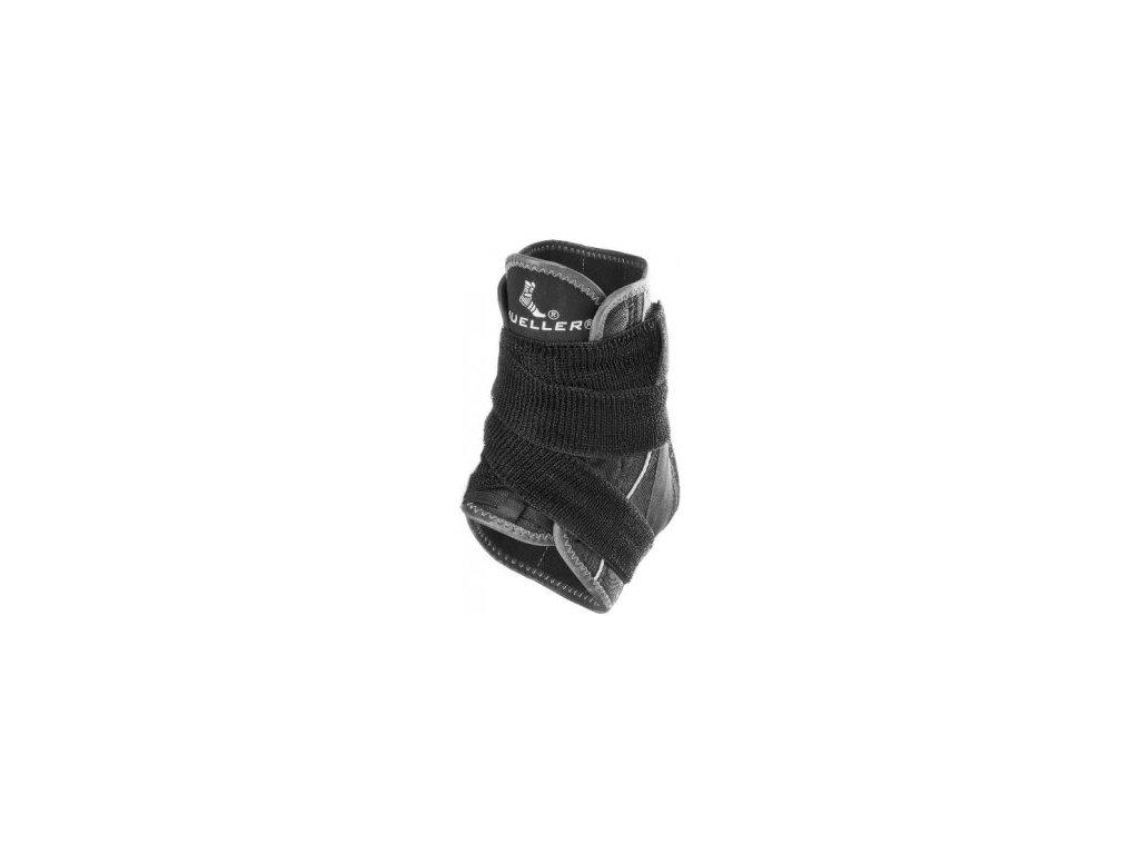 MUELLER Hg80® Premium Ankle Brace wStraps, členková ortéza s pásmi