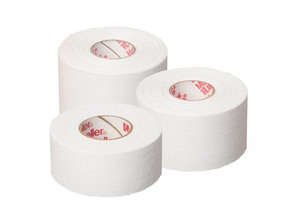 MUELLER MTape®, fixačná tejpovacia páska, 2,5 cm x 9,1 m