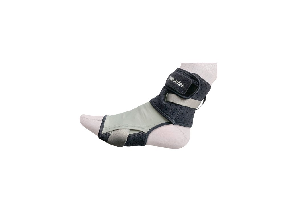 MUELLER Plantar Fasciitis Adjust to Fit Night Support, podpora nohy
